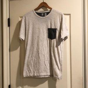 White Zara T-shirt